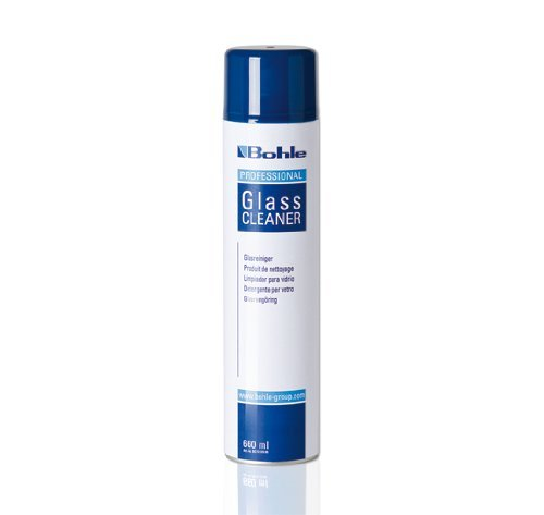Bohle Glass Cleaner 6 x 624g Spray Cans The Wholesale Glass Company