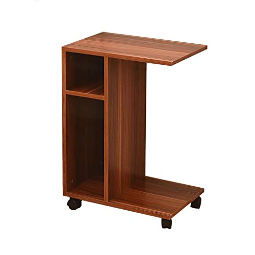 Amazon.com: L-Life - Mesa auxiliar en forma de C para sofá ...