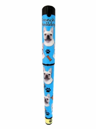 E&S Pets French Bulldog Pen Easy Glide Gel Pen, Refillable with A Perfect Grip, Great for Everyday Use, Perfect French Bulldog Gifts for Any Occasion