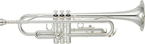 Yamaha YTR-2330 Standard Bb Trumpet Bb Trumpet Silver