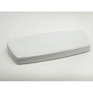 TOTO Drake 743S Toilet Tank Lid Only, Cotton White -