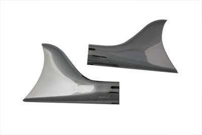 Fishtail Exhaust Tip (V-Twin 30-0974 - 7-1/8