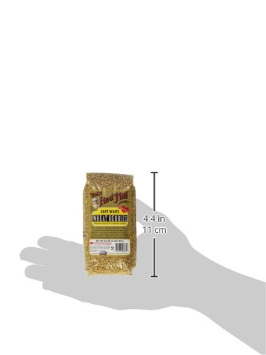 One 32 oz (2 lbs) 907 g Soft White Wheat Berries by Bob's Red Mill (Image #4)