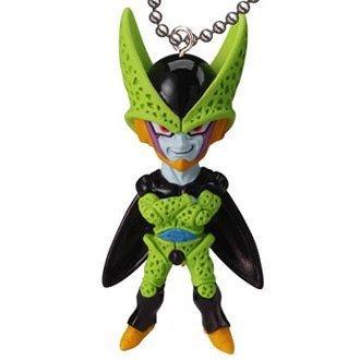 single 4. cell BANDAI full body Dragon Ball super UDM Ultimate Deformed Mascot V Jump special 01 Bandai