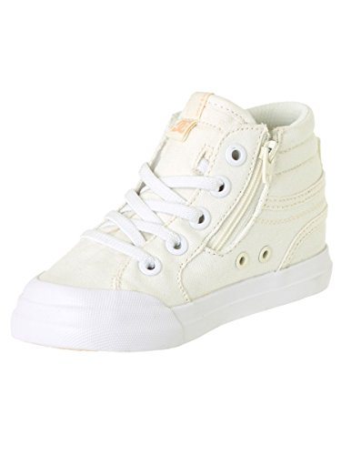 Chaussures pour Bambins DC Evan Smith TX Hi Cream