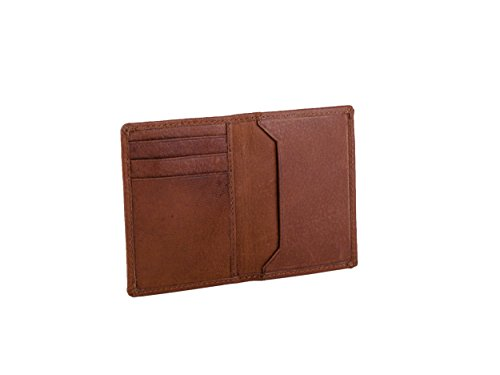dwellbee-rfid-blocking-slim-leather-credit-card-bilfold-wallet-buffalo-leather-brown