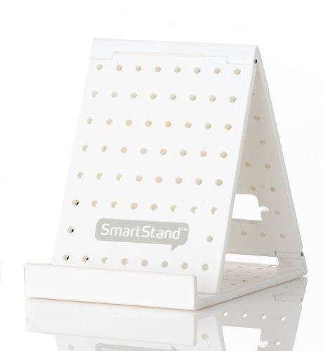 CrowleyJones SmartStand II - Retail Packaging - White