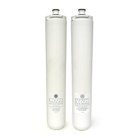 (WATER FACTORY SYSTEMS SQC R.O. Pre & Post Filter SET )