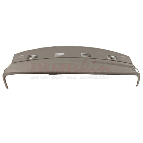 DashSkin Molded Dash Cover Compatible with 02-05 Dodge Ram in Taupe ()