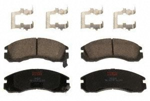 TRW TPC0530 Premium Front Disc Brake Pad (Eagle Talon Brake Disc)