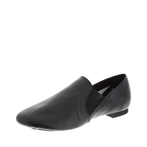 American Ballet Theatre for Spotlights Women's Black Women's Twin Gore Jazz Shoe 9 Regular (Jazz Shoes Size 9)