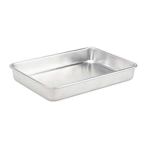 Sweet Creations Pure Aluminum Brownie Pan, 13 by 9-Inch by Sweet Creations