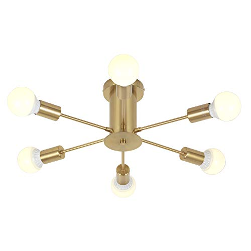 6 Light Wire Ball Pendant in US - 8