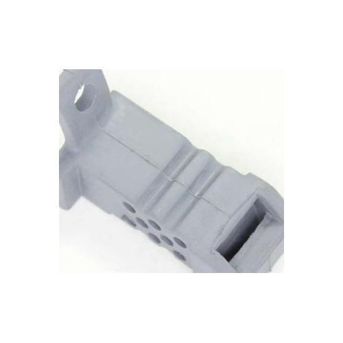 Samsung DC63-01394A Washer Drain Pump Cushion, Left Genuine Original Equipment Manufacturer (OEM) part for Samsung