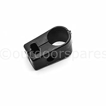 Genuine Stiga cortacésped cable abrazadera parte nº 322192001/0 para modelos enumerados