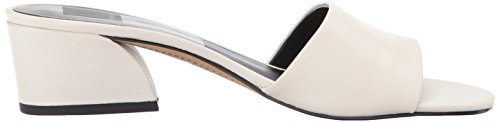 Rilee Dolce Slide Leather Ivory Vita Women's Sandal qAz6x1z