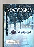 The New Yorker Magazine DEC 19 & 26, 2011
