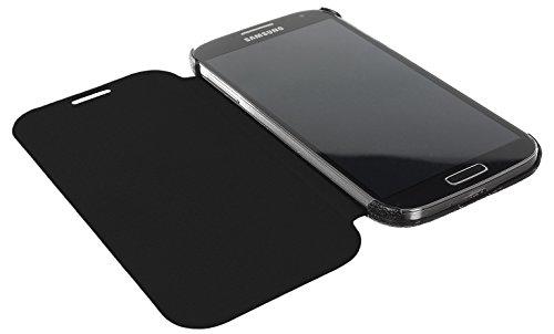 Caseit Protective Slimline Folio Hülle Horizontal Flip Case Cover für Samsung Galaxy S4 - Schwarz