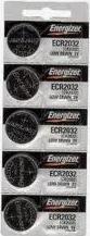 Pack of 100 Energizer ECR2032 3v Lithium Batteries