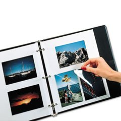 -- Redi-Mount Photo Mounting Sheets, 11 x 9, 50/BX