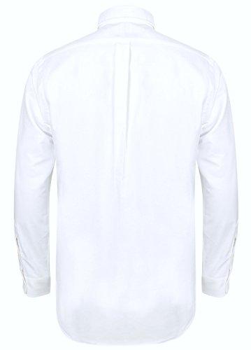 Hombre Blanco Polo A1h1h C22pr Ralph Lauren Camisas AxwvZP8q
