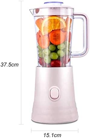Centrifugeuses Cuisine Multifonction Juicer Blende Automatique Petit Voyage Blender Portable Juicer Fruit Personal Maker Smoothie Blender for Bureau Extérieur Rose