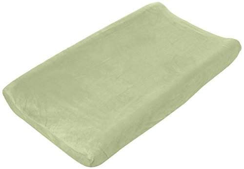 Green Changing Pad Cover - Summer Infant Ultra Plush Changing Pad Cover, Sage