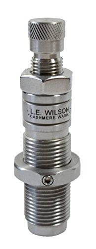 L.E. Wilson FLD-7RUM, 7mm Rem Ultra Mag Full Length Bushing Type Neck Sizing Die, Hardened Stainless Steel (Mag Bushings)