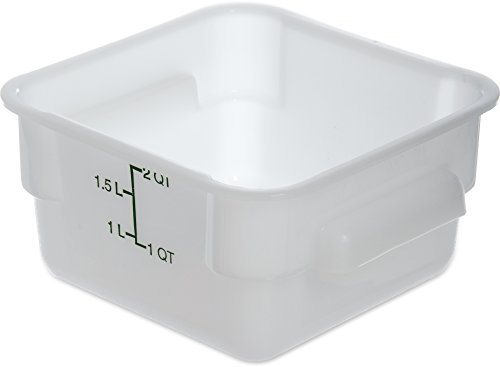 Carlisle StorPlus Stackable Storage Containers