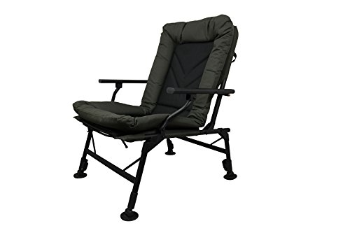 Prologic Cruzade Padded Comfort Carp Fishing Chair With Arms Fishing