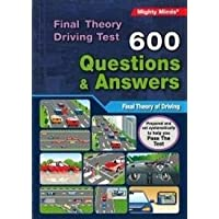 Final Theory Driving Test : 600 Questions & Answers.