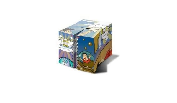 E3 Resources Evangecube Kids EE Cube