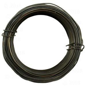 22GA x 75' Black Anneal Wire (5 - Wire Anneal
