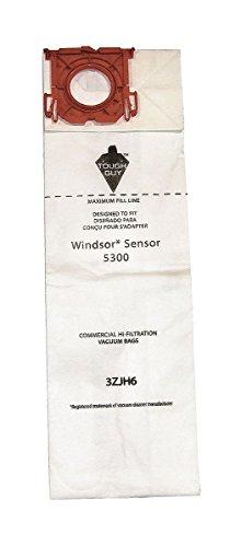 Filter Bag, 3-Ply, Paper, PK10