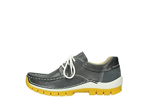 Womens Sole Wolky Grey Jewel 3204 70209 Yellow Sandals Leather Leather OwqRwUB