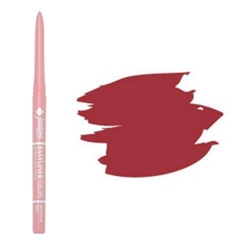 (3 Pack) JORDANA Easyliner For Lips - Plush Plum