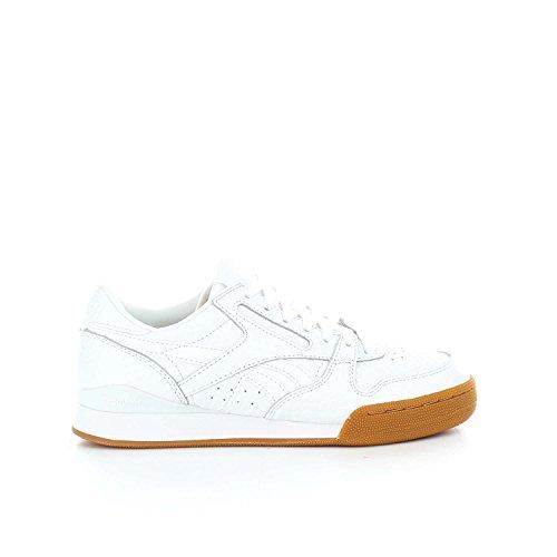 Cross 000 Chaussures 5 Blanc I Eu Phase Emb 37 De white Pro Femme Reebok gum PngRYWqw