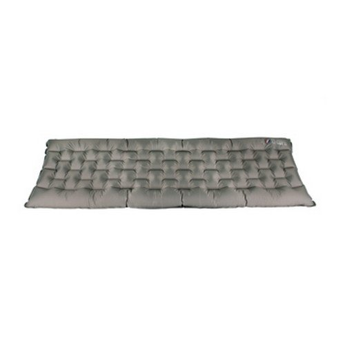 Petite Self Inflating Sleeping Pad (Big Agnes Insulated Q-Core Pad Silver / Grey Petite / 3.5IN)