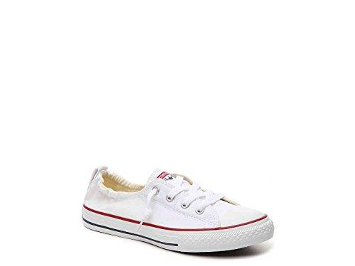 Converse Chuck Taylor All Star Shoreline White Lace-Up Sneaker - 6.5 B(M) US Women / 4.5 D(M) US Men