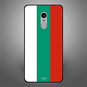 Xiaomi Redmi Note 4 Bulgaria Flag