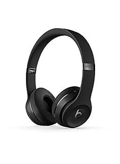 Beats Solo3 Wireless On-Ear Headphones - Matte Black (B01LWWY3E2) | Amazon Products