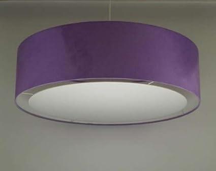Lampenschirm Flieder 60 Cm Diffusor Amazon De Beleuchtung
