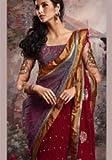 Stunning Lehenga Saree Indian Belly Dance Dress Wrap Sari Designer Saree with Blouse A Faux Georgette Sari offers