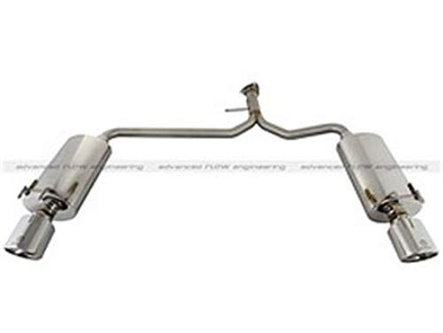 aFe 49-36604 Takeda Axle-Back Exhaust System for Honda Accord Sport Sedan L4-2.4L