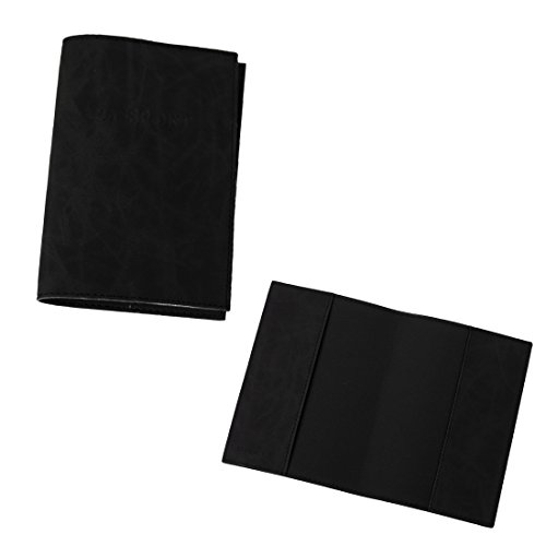 Epoint EPA0210 Black Wallet Presents For Passport Wallet Teavel Leatherette For Working Day Passport Cover