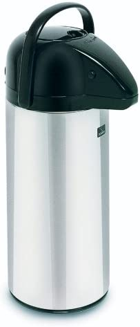 BUNN 13041 2-1/2-Liter Push-Button Airpot Coffee/Tea Dispenser