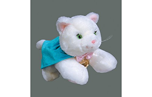 Alfred Music for Little Mozarts Plush Toy -- Clara Schumann-Cat (Level 2-4) (Little Toy Cat)