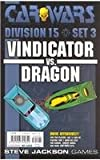 Car Wars Division 15 Set 3 Vin, EDS Staff, 1556345852