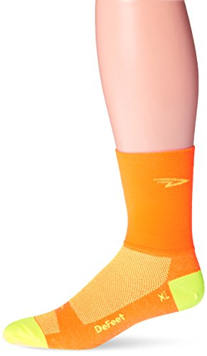 DeFeet Aireator 5 D-Logo Double Layer Cuff Socks