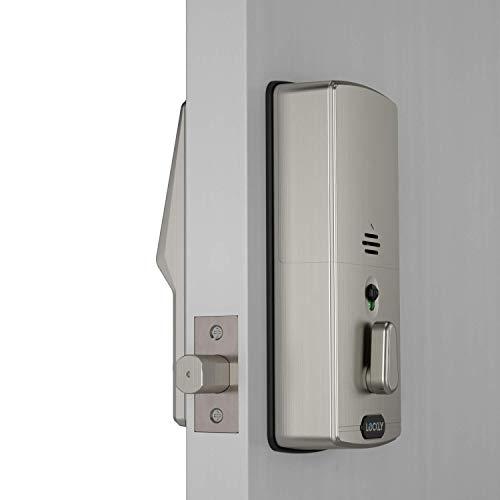 Lockly Bluetooth Keyless Entry Door Smart Lock (PGD728